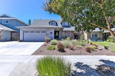 5843 Ettersberg Drive, San Jose, CA 95123 - MLS#: ML81714946