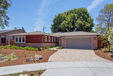 1134 Prunelle Court, Sunnyvale, CA 94087 - MLS#: ML81715063