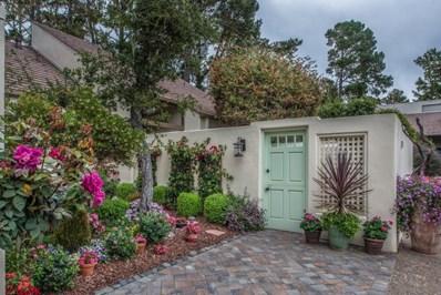 2 Spyglass Woods Drive, Pebble Beach, CA 93953 - MLS#: ML81715165