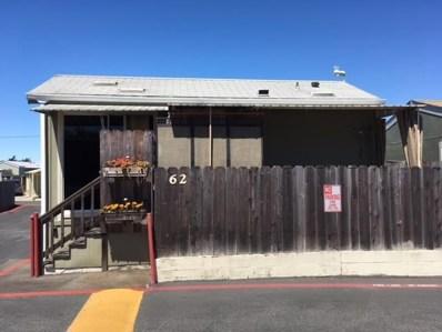 170 West Cliff Drive UNIT 62, Santa Cruz, CA 95060 - MLS#: ML81715574