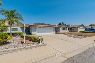 1410 El Camino De Vida, Hollister, CA 95023 - MLS#: ML81715742