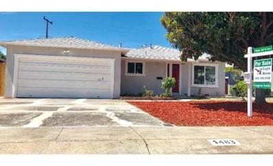 1483 Ramsgate Way, San Jose, CA 95127 - MLS#: ML81716259