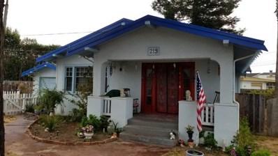 219 Valencia Avenue, Aptos, CA 95003 - MLS#: ML81716552