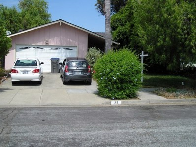 25 GOSFORD Court, San Jose, CA 95139 - MLS#: ML81716792