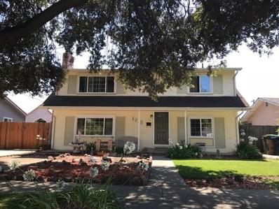 4230 Tehama Avenue, Fremont, CA 94538 - MLS#: ML81717030