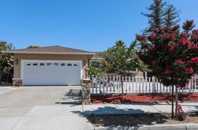 1261 Cypress Court, Gilroy, CA 95020 - MLS#: ML81717237