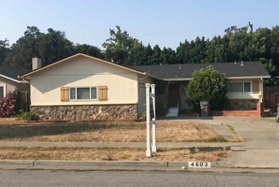 4603 Borina Drive, San Jose, CA 95129 - MLS#: ML81717284