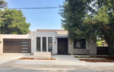 41 Jordan Avenue, Los Altos, CA 94022 - MLS#: ML81717308