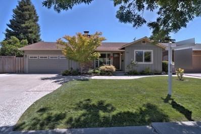 1510 Santa Monica Avenue, San Jose, CA 95118 - MLS#: ML81717476