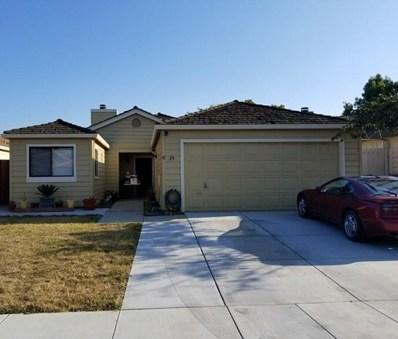 25 Julia Avenue, Salinas, CA 93906 - MLS#: ML81717513