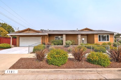 1181 Quamme Drive, San Jose, CA 95121 - MLS#: ML81717912