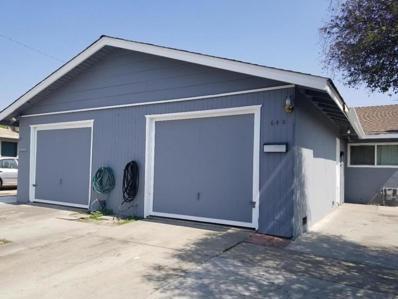 642 Oldham Way, San Jose, CA 95111 - MLS#: ML81718395