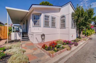 6130 Monterey Rd Space 316 UNIT 316, San Jose, CA 95138 - MLS#: ML81718523