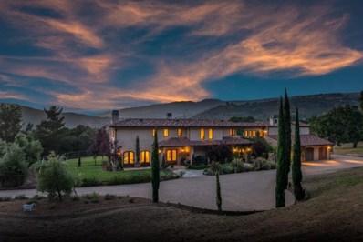 19 Sleepy Hollow Drive, Carmel Valley, CA 93924 - MLS#: ML81718544