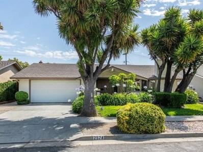 2574 Fairglen Drive, San Jose, CA 95125 - MLS#: ML81718748
