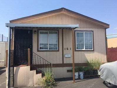 1500 Virginia Place UNIT 161, San Jose, CA 95116 - MLS#: ML81718809