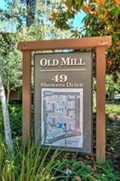 49 Showers Drive UNIT A331, Mountain View, CA 94040 - MLS#: ML81719311