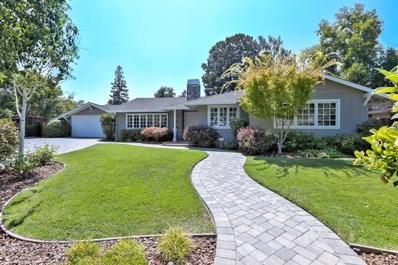 20123 Chateau Drive, Saratoga, CA 95070 - MLS#: ML81719369