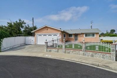 1357 Zion Court, Milpitas, CA 95035 - MLS#: ML81719873