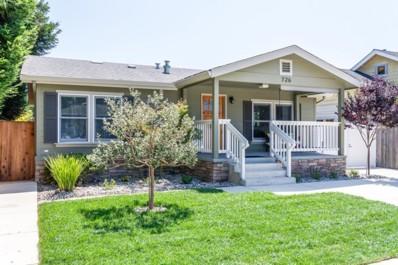 726 Seaside Street, Santa Cruz, CA 95060 - MLS#: ML81719892