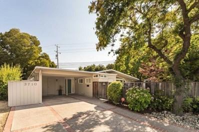 3710 Lindero Drive, Palo Alto, CA 94306 - MLS#: ML81720044