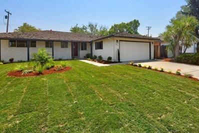 1013 Bluebird Avenue, Santa Clara, CA 95051 - MLS#: ML81720050