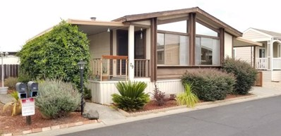500 W 10th Street UNIT 79, Gilroy, CA 95020 - MLS#: ML81721062