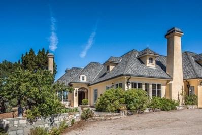 15315 Via Los Tulares, Carmel Valley, CA 93924 - MLS#: ML81721263