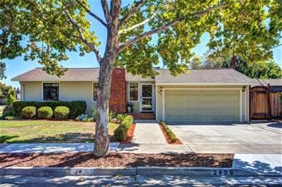 2498 Peachtree Lane, San Jose, CA 95128 - MLS#: ML81721387