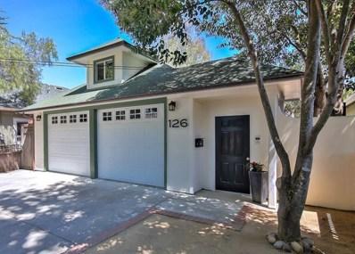 126 Magnolia Street, Santa Cruz, CA 95062 - MLS#: ML81721463