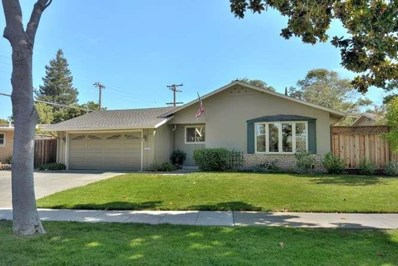 3698 Century Drive, Campbell, CA 95008 - MLS#: ML81721583
