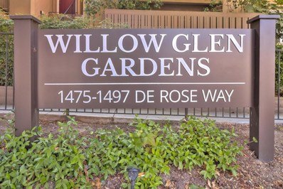 1475 De Rose Way UNIT 248A, San Jose, CA 95126 - MLS#: ML81721590
