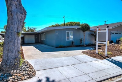 643 Hamilton Lane, Santa Clara, CA 95051 - MLS#: ML81721907