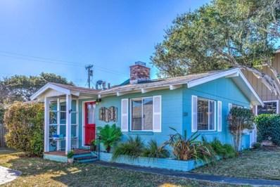 509 Lobos Avenue, Pacific Grove, CA 93950 - MLS#: ML81722343