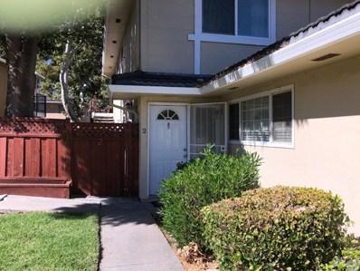 5701 Calmor Avenue UNIT 2, San Jose, CA 95123 - MLS#: ML81722419