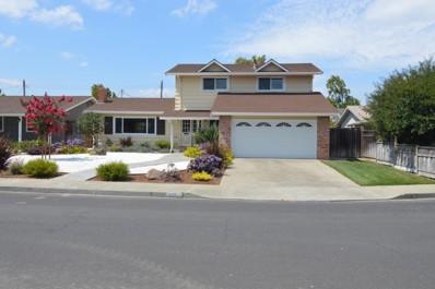 486 Birch Way, Santa Clara, CA 95051 - MLS#: ML81722598
