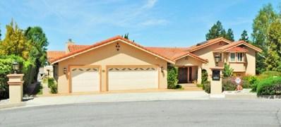 46925 Aloe Court, Fremont, CA 94539 - MLS#: ML81722745