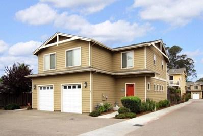 1177 7th Avenue UNIT A, Santa Cruz, CA 95062 - MLS#: ML81722866