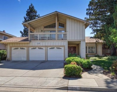 1606 Dorcey Lane, San Jose, CA 95120 - MLS#: ML81723551