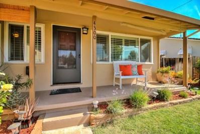4300 Gayle Drive, San Jose, CA 95124 - MLS#: ML81723560