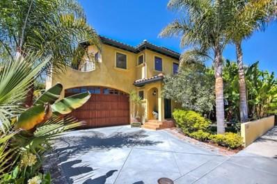 421 Centennial Street, Santa Cruz, CA 95060 - MLS#: ML81723676
