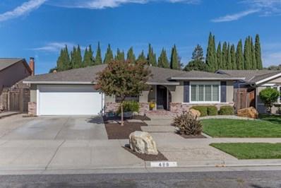 489 Barron Park Court, San Jose, CA 95136 - MLS#: ML81723767