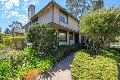 1360 Josselyn Canyon Road UNIT 42, Monterey, CA 93940 - MLS#: ML81723910