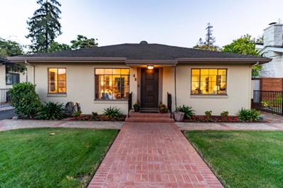 48 Pasa Robles Avenue, Los Altos, CA 94022 - MLS#: ML81723956