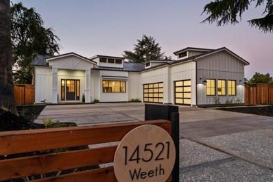 14521 Weeth Drive, San Jose, CA 95124 - MLS#: ML81723995