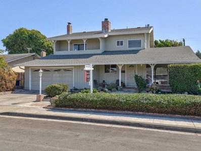 4770 Griffith Avenue, Fremont, CA 94538 - MLS#: ML81724168