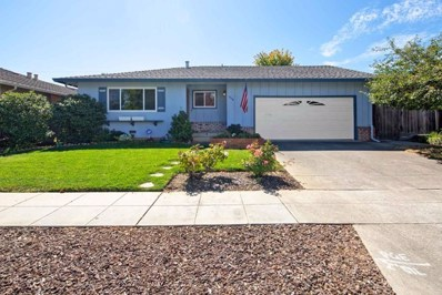 808 Humewick Way, Sunnyvale, CA 94087 - MLS#: ML81724184