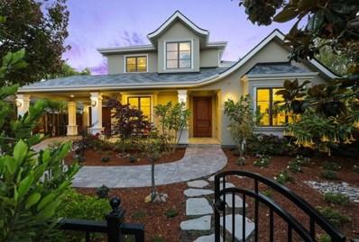 1820 Bret Harte Street, Palo Alto, CA 94303 - MLS#: ML81724327
