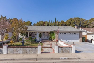 1396 Old Stone Way, San Jose, CA 95132 - MLS#: ML81724437