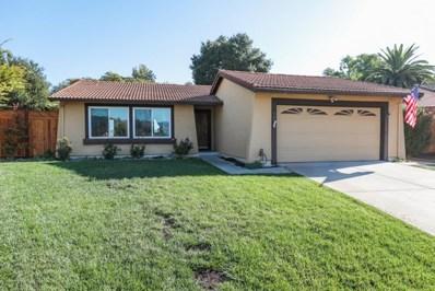 490 Corte Arqueta, Morgan Hill, CA 95037 - MLS#: ML81724459